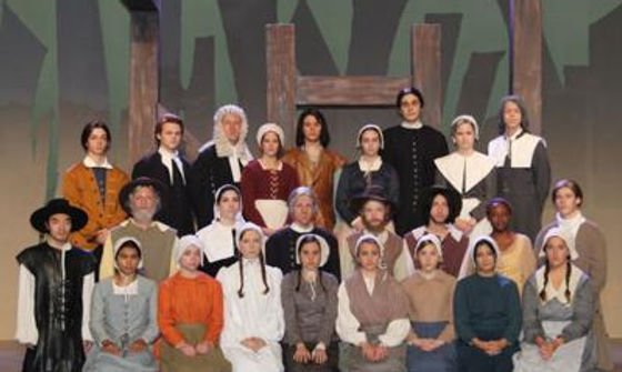 "Witchy Women: Paranoia strikes deep in ""The Crucible"" at Mira Costa"