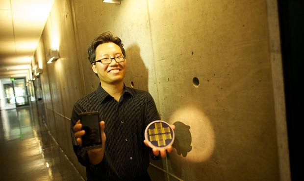 UCR engineer seeks alternative use for cellphones