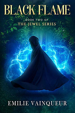 Black Flame (The Jewel Series Book 2)