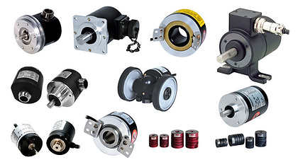 Encoder, encoders, encoder rotativo, encoder incremental, encoder absoluto, coples, acopladres, cople para encoder