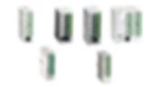Variadores de velocidad, pantallas HMI