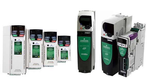 Variadorers de veocidad CA, controles de velocidad, variadores de velocidad corriente alterna