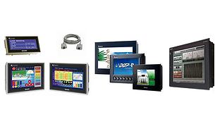 Pantallas HMI, pantallas industriales, monitores industriales, monitores touch, pantallas touch, pantalla HMI Autonics, pantallas HMI Delta, pantallas HMI Mitsubishi