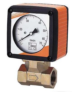 Medidores de flujo, medidores de presión, medidores de nivel
