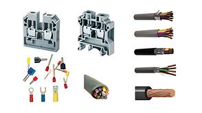 Clemas, puntas terminales, cable de control, cable de instrumentacion