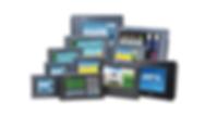 Pantallas HMI, pantallas touch, pantallas industriales, pantallas touch screen