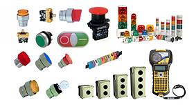Botonería indutrial, paros de emergenca, lamparas piloto, botones pulsadores, cajas botoneras, botones selectores, Torretas, luces de señalamiento, señalamiento sonoro, buzzers, ALTECH, MOELLER, AUTONICS, MENICS