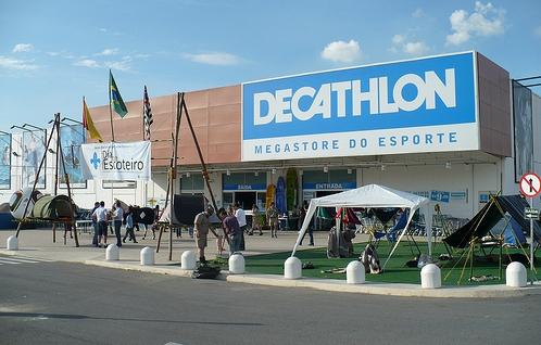 Tienda deportiva DECATHLON