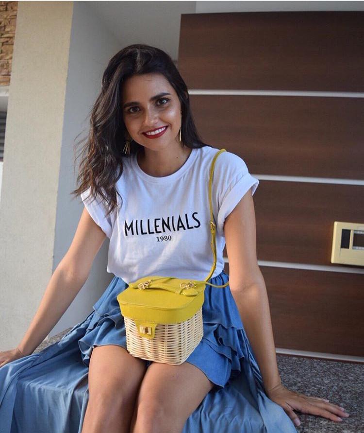 Diana Delgado en Business à la mode