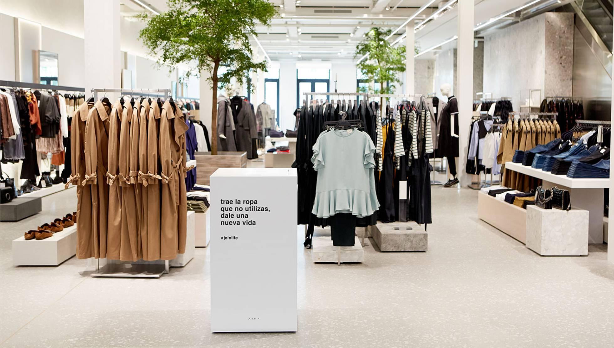 Proyecto Join life de Zara