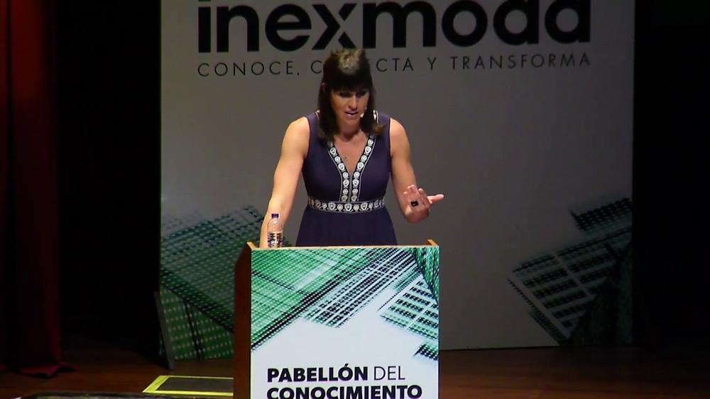 Pilar Riaño, directora MODAES