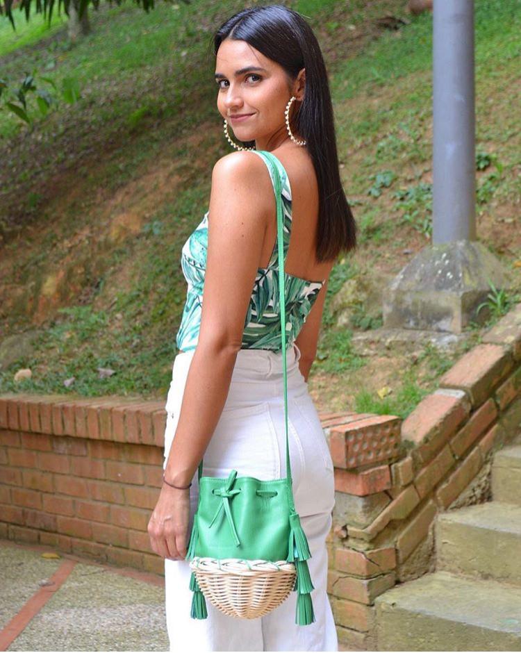 Diana Delgado versatilidad, artesanía y lujo
