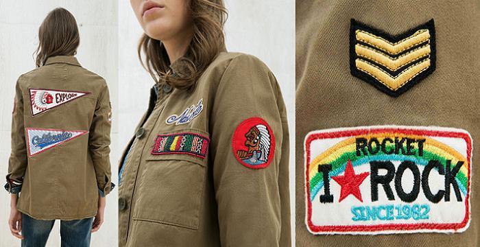 Tendencia milicia femenina