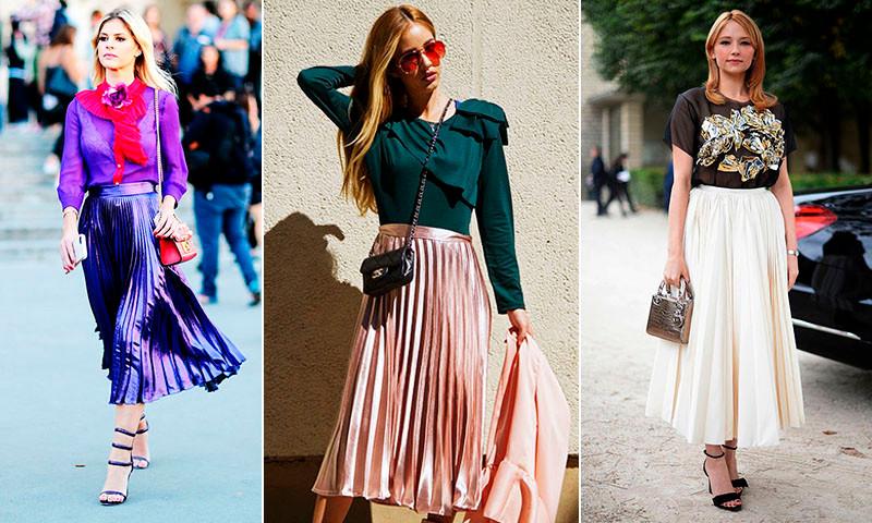 Las faldas como un símbolo de feminidad y fuerza