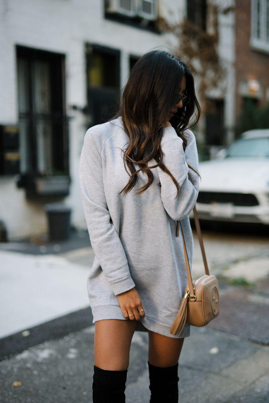 Oversize una tendencia que se ajusta a tallas y estilos buscando la comodidad y un look más casual