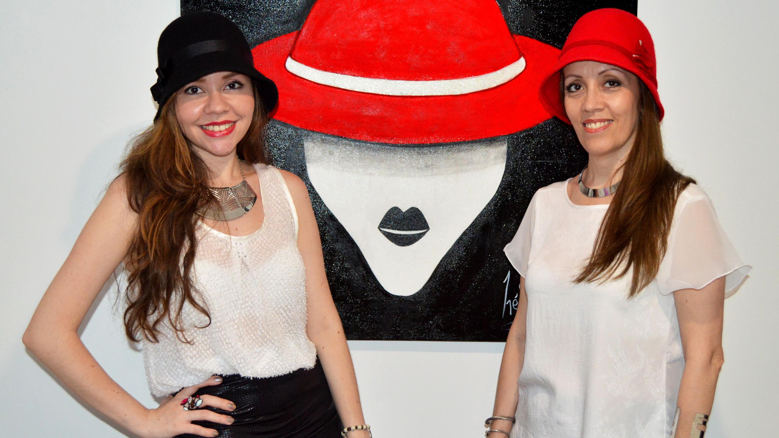 María Alejandra e Inés Ballesteros
