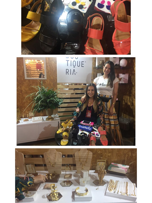La boutiqueria y Milena Dkaro
