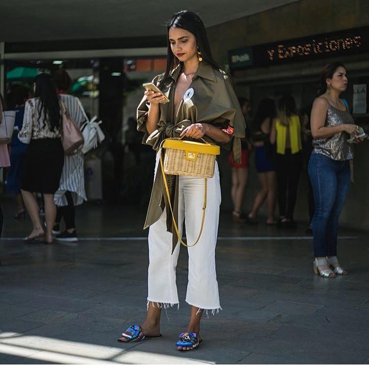 Diana Delgado presente en Colombiamoda 2018