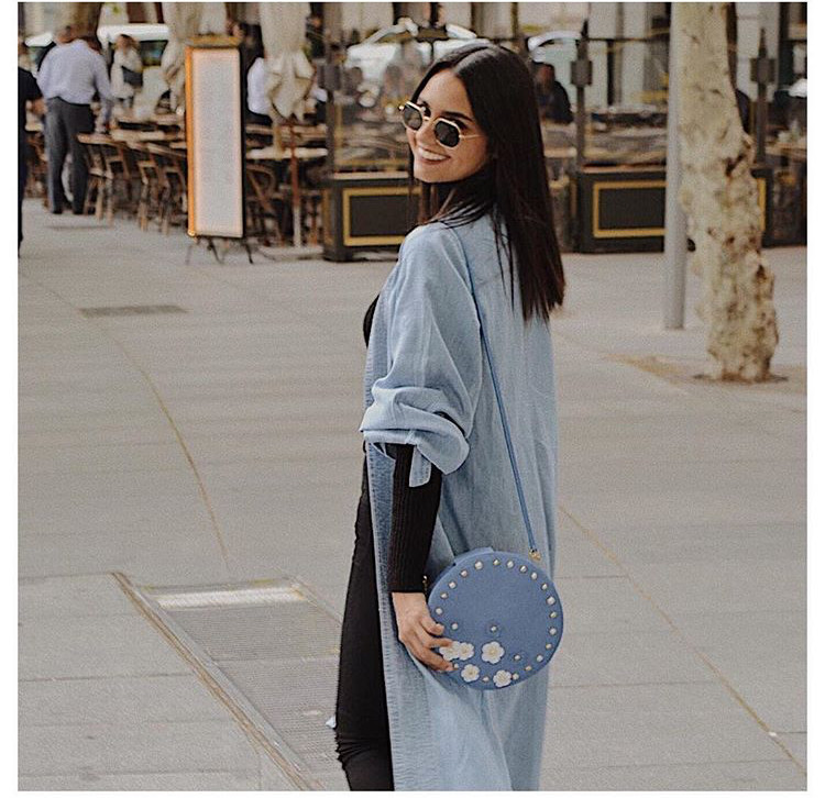 Diana Delgado bolsos artesanales
