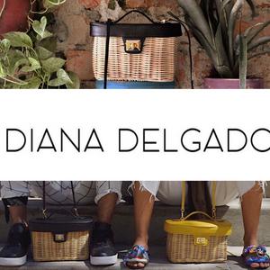 Diana Delgado bolsos artesanales de lujo