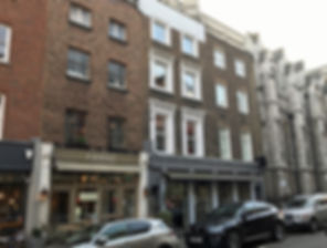 5-7 Blandford Street, Marylebone, London W1 l'autre pied