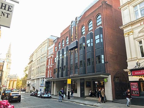 110 St Martins Lane WC2 Premier Inn Hub