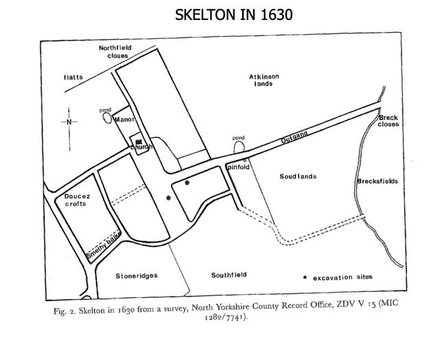 Skelton in 1630