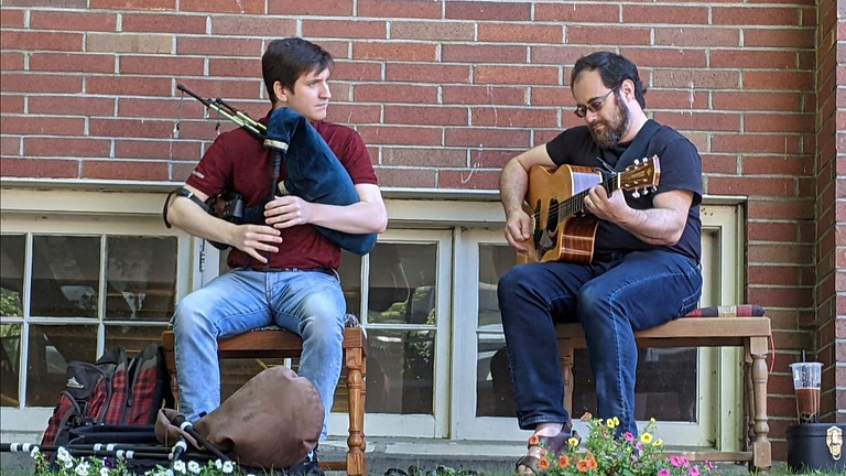 Celtic Courtyard Concert