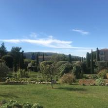 Garden near Cassis
