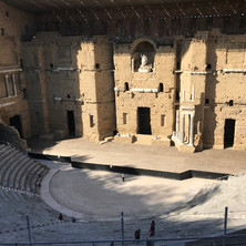 Roman theater in Orange