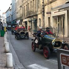Avignon traffic