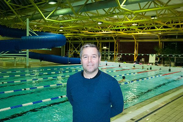 Sture Fladmark ansatt som daglig leder i Aalesunds Svømme- og Livredningsklubb