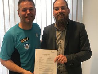 Ny sponsoravtale med Sparebanken Møre