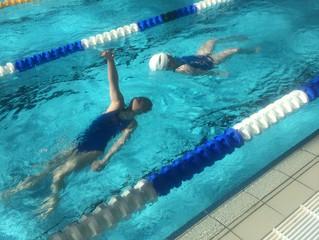 Jugendsvøm 2016 med deltagelse fra svømmere i tilrettelagt gruppe