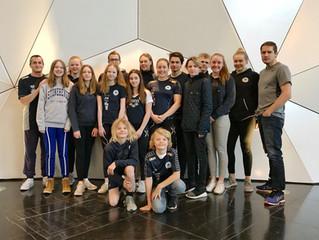 Ny kretsrekord i Trøndersvøm