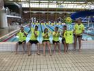Swimstars stilte med 5 utøvarar på heimestemnet sist helg.