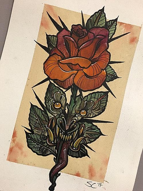 Rotten Rose