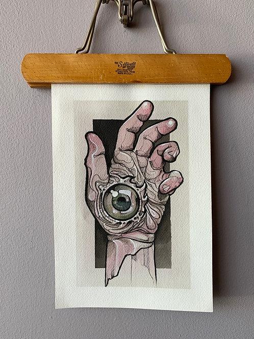 Hand morph 1 Original