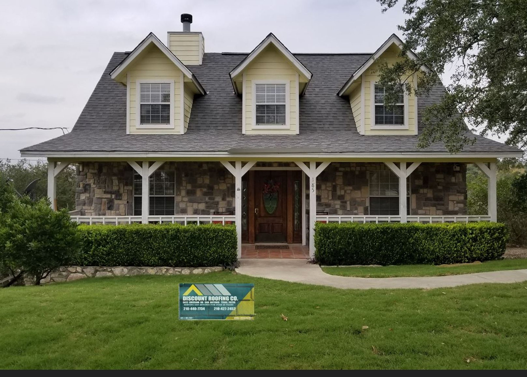 Discount Roofing Co San Antonio Roofing Companies In San