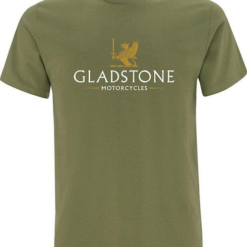 Gladstone Works T-shirt Olive