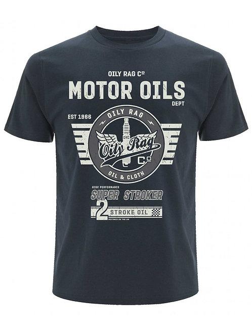 Motor Oil T Shirt