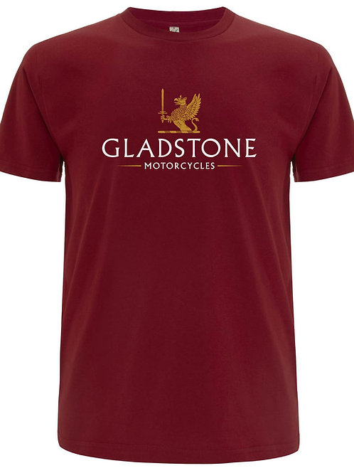Gladstone Works T-shirt Red