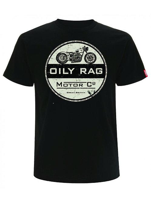 Oily Rag Motor Co T-Shirt