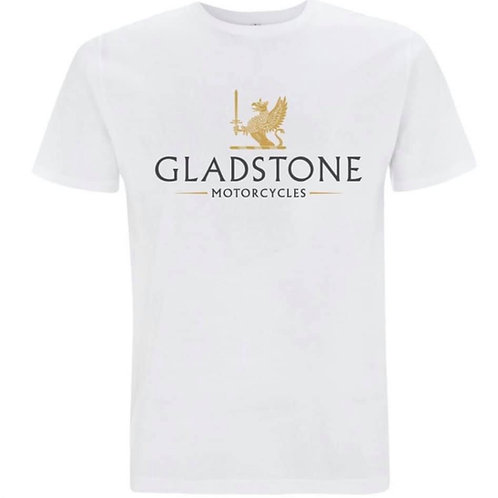 Gladstone Works T-shirt White