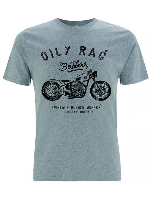 Oily Rag Bobber Works T-Shirt