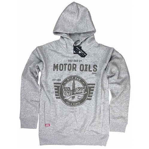 Motor Oils Hoodie