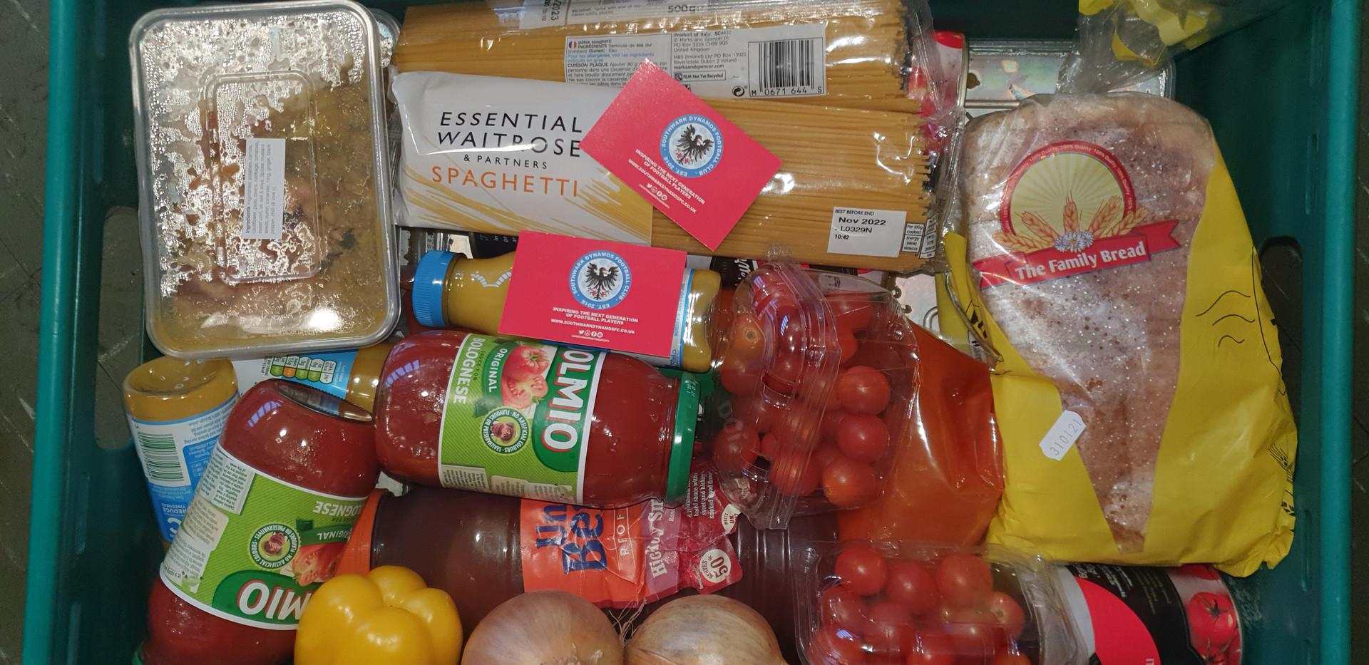 Food Parcel #3