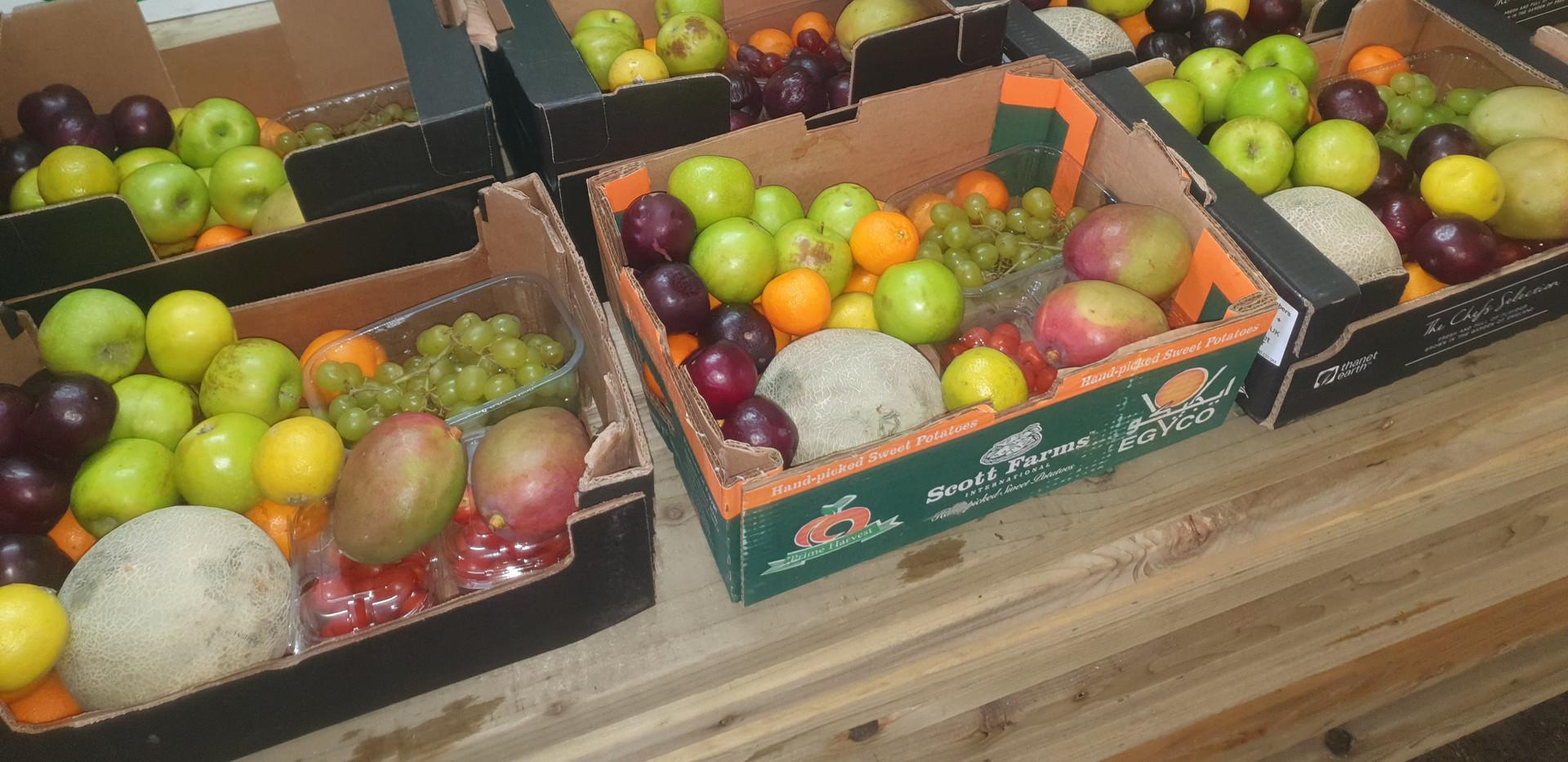 Fruit Parcel #1