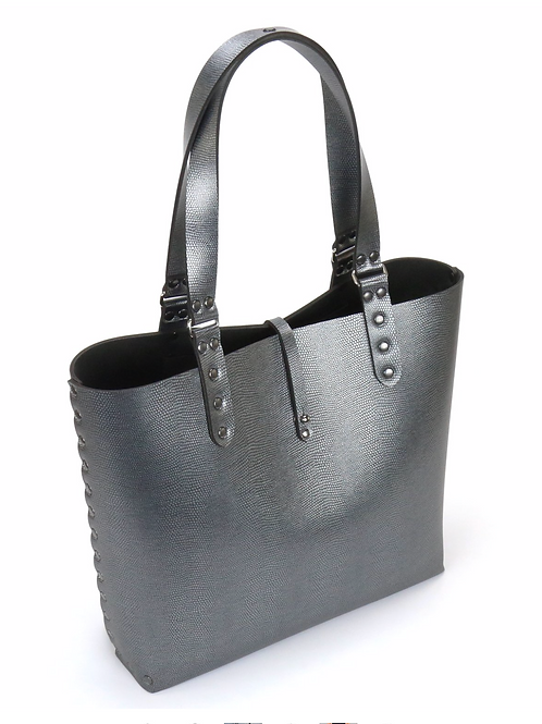 Pewter Tote by Mohop