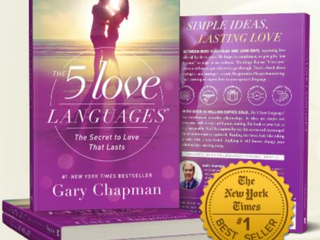 The 5 Love Languages ~ AKA: Books that Move me